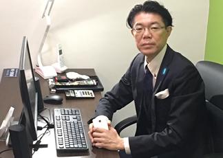 代表取締役 海藤 忍