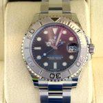市川店ROLEX(ロレックス)ヨットマスター 268622 時計買取