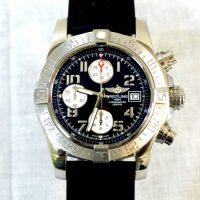 ネクストプラス昭島駅南口店BREITLINGブラントリングアベンジャーⅡ時計買取お売りいただきました。