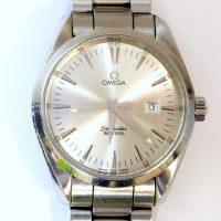 ネクストプラス市川omegaオメガシーマスター時計買取
