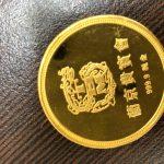ネクストプラス市川店純金メダルお売りいただきました。